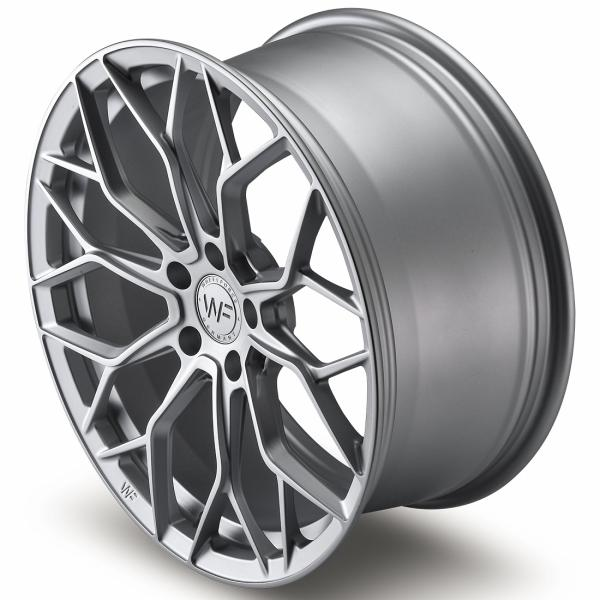 WHEELFORCE SL.1-FF | DEEP BLACK 8,5x19 ET45 5x112